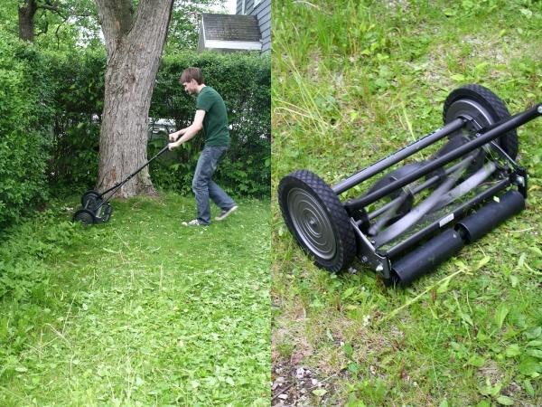 push lawn mower i remember that pinterest. Black Bedroom Furniture Sets. Home Design Ideas