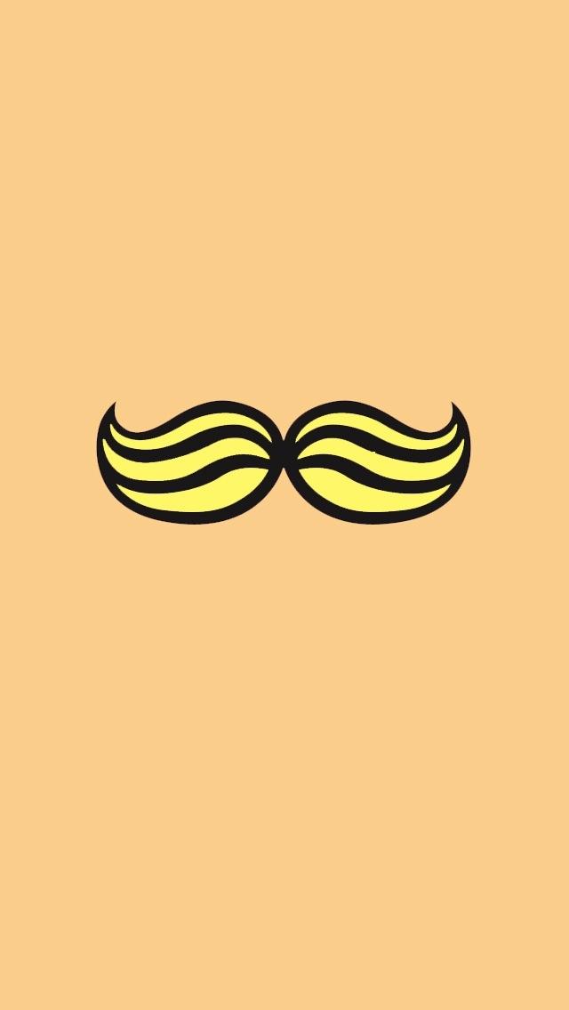 friggin cute mustache wallpapers for iphone mustache