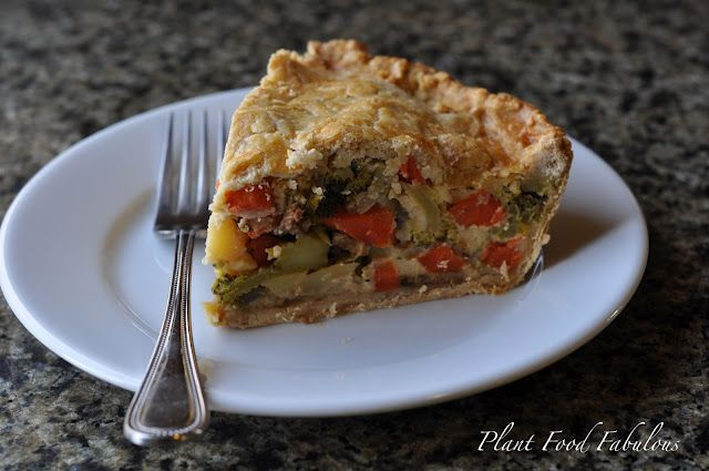 Broccoli Pot Pie | Me want foooooood | Pinterest