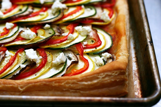 ratatouille tart by smitten kitchen - Utilize all of Hoover Farms ...
