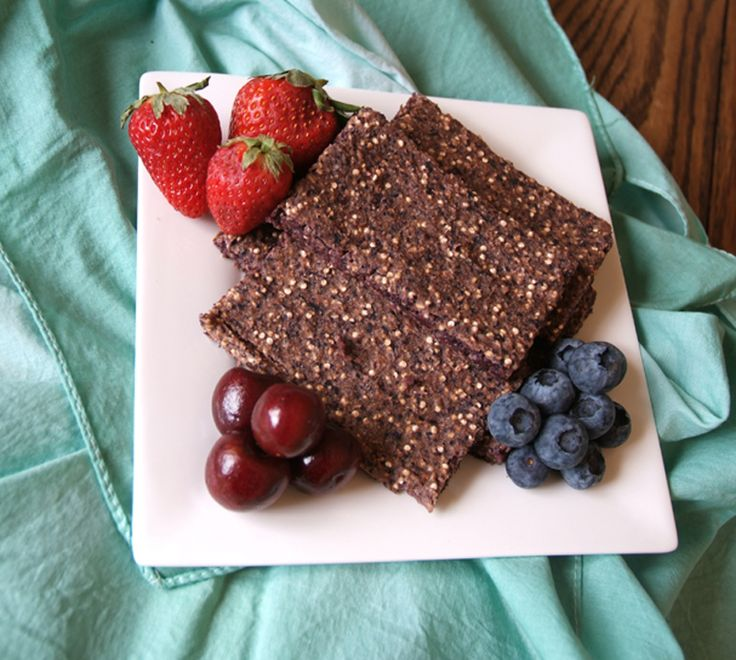 Quinoa Oatmeal Fruit Bar - egg, soy, and dairy free for pennies ...