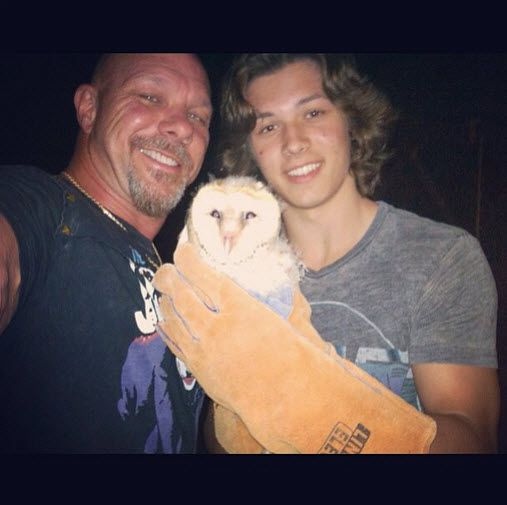 Pinterest: Discover and save creative ideas Leo Howard And His Dad