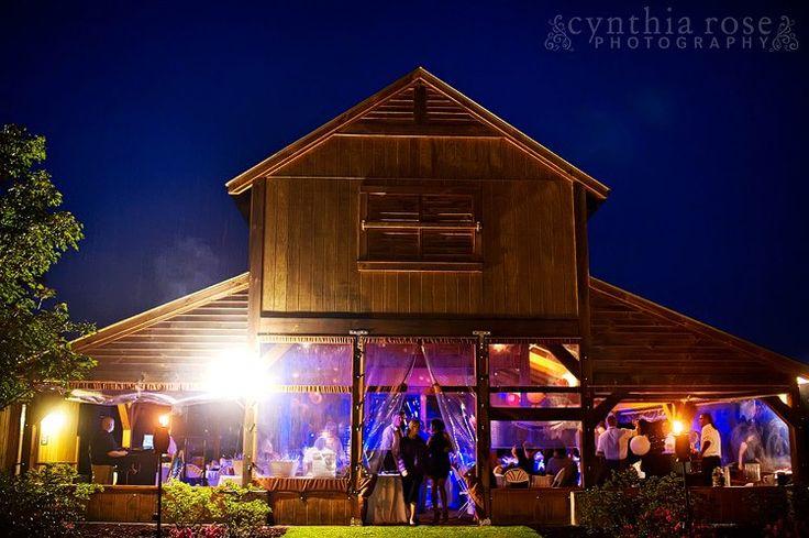 barn pavillion | North Carolina | Rustic Bride | Barn Wedding Venues ...