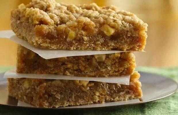 Caramel apple brownies | Food & Drinks | Pinterest