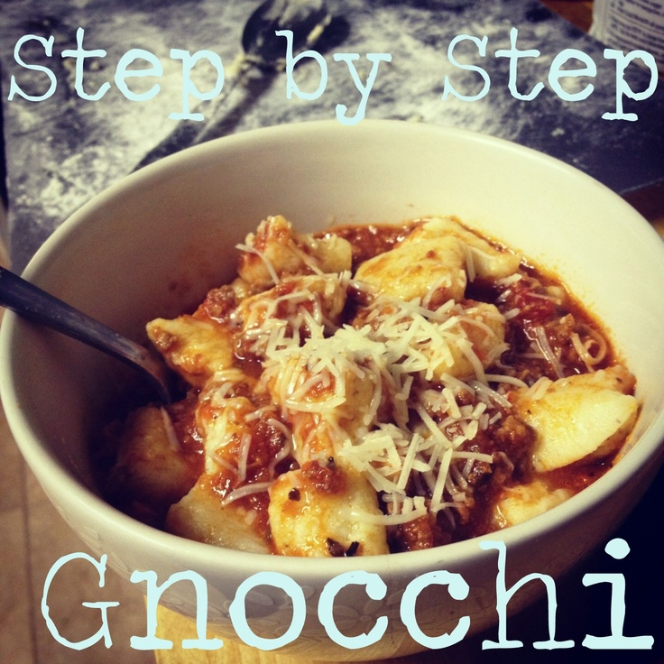 """Ricotta Gnocchi - Tried this. Very """"heavy"""" dish. Filling. Will only..."""