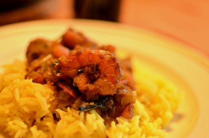 Recipe nr:29 Prawn Patia, Prawns in sweet & hot curry. A Parsee dish ...