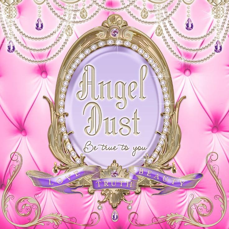 Angel Dust Logo Design by Blossom Graphic Design u00a92012 Angel Dust
