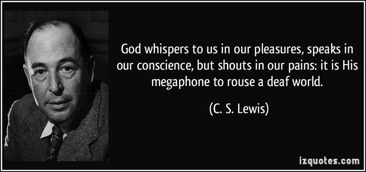 c.s. lewis quotes | More C. S. Lewis quotes