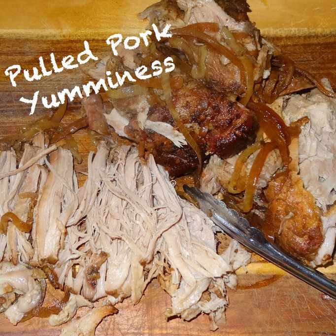 Slow Cooked Pulled Pork | Recipes | Pinterest