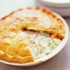 Winter Vegetable Pie with a Parmesan Crust - Recipes from Delia Online ...