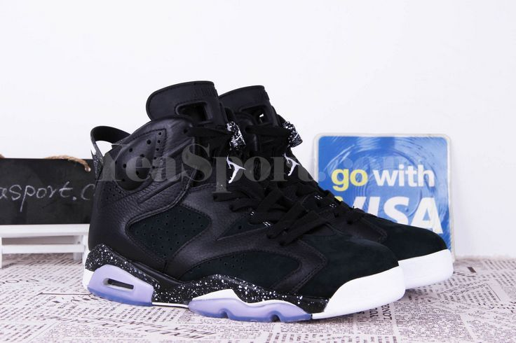 Jordan 6 Black Oreo Photos