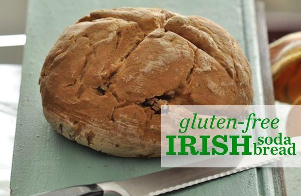 Healthy Recipe: Gluten-Free Irish Soda Bread | Healthy Recipes ...