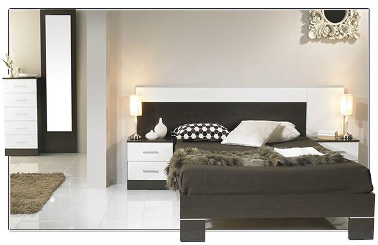 Dormitorio de matrimonio dormitorios minimalistas for Dormitorios de matrimonio minimalistas