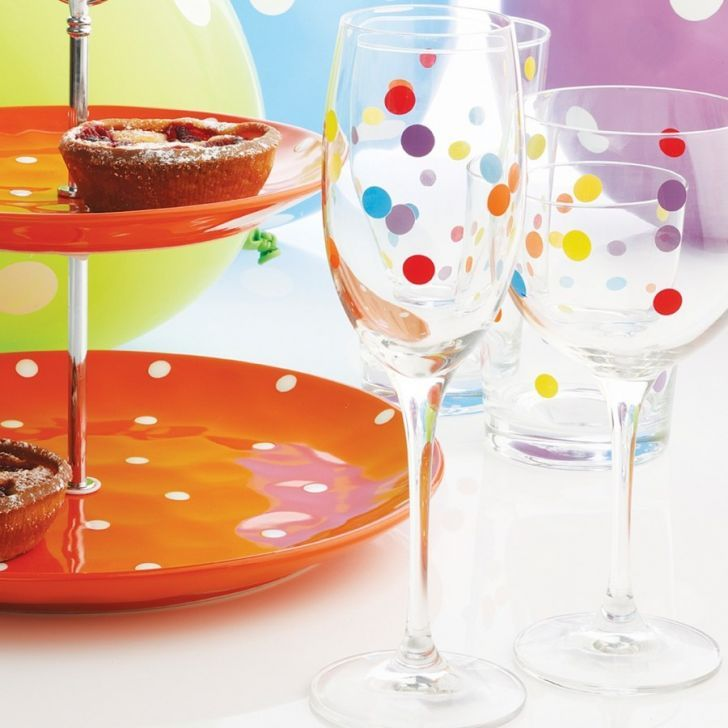 Maxwell and Williams Sprinkle 3 Tier Cake Stand