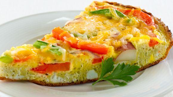 Spanish Tortilla Frittata | Recipe