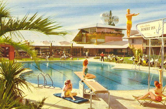 Vintage Motel 2 On The Road Pinterest