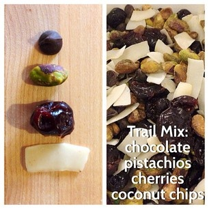 Easy homemade trail mix   Healthy Eating   Pinterest