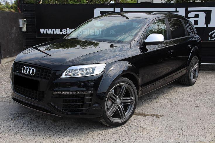 Audi Q7 6 0 Tdi W12 500 Cv Stradale Bilbao Pinterest