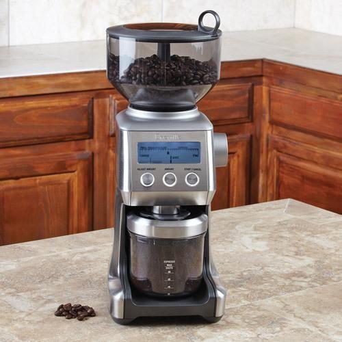 Smart Coffee Maker With Grinder : Breville Smart Coffee Grinder,... Fashion Items I love Pinterest