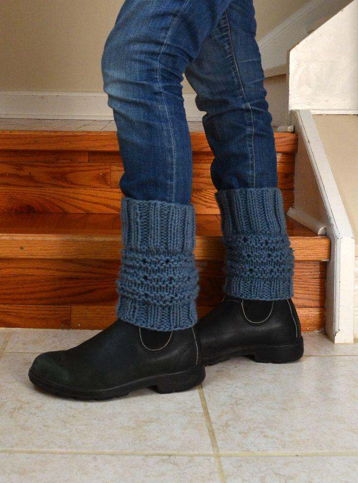 Boot Topper Knitting Pattern : Pin by Karen Webb on Knitting and Crochet Patterns Pinterest