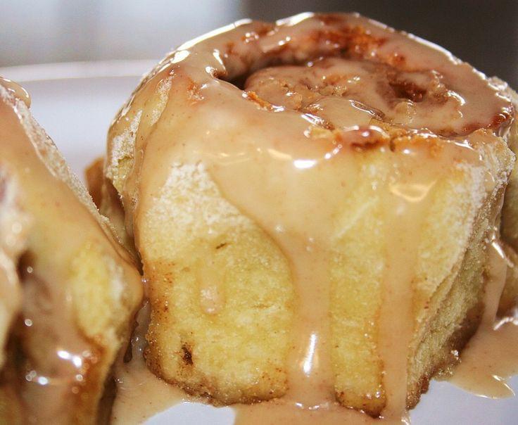 Gluten-free Cinnamon Rolls | recipes | Pinterest