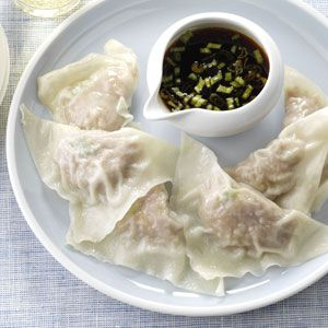 Steamed Turkey Dumplings *Subscriber Exclusive- you must join the site ...