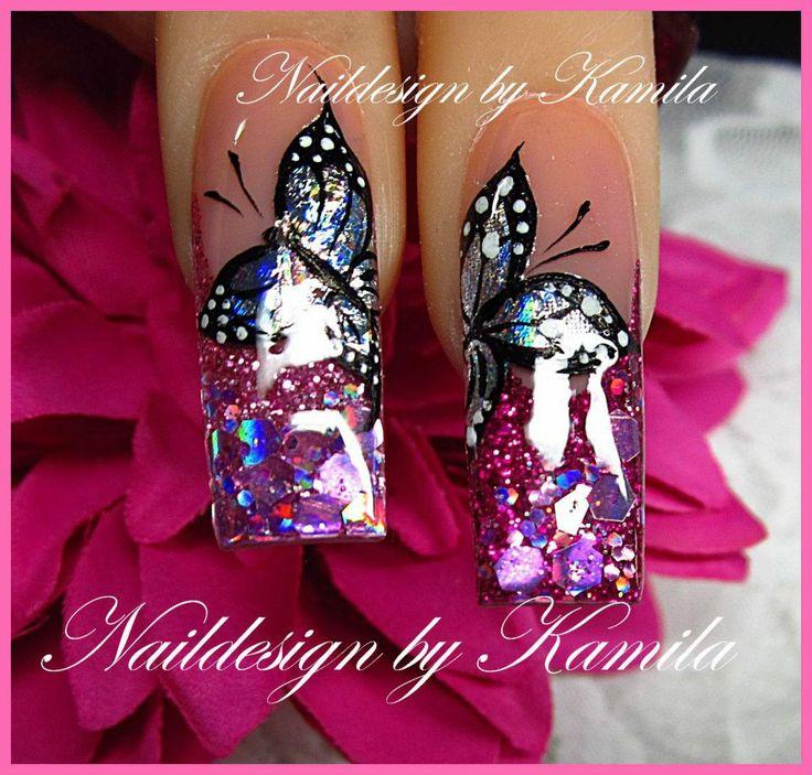 nail design by Kamila Achatz   Nails   Pinterest