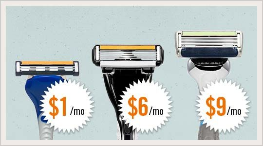 Dollar Shave Club Quality Razors  Gift Ideas  Pinterest