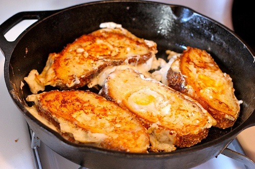 French Toad-in-the-Hole | R Breakfast | Pinterest
