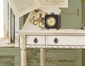 I pinned this from the Cottage Chic - French Country, Tufted & Elegant Furniture & Accents event at Joss and Main!
