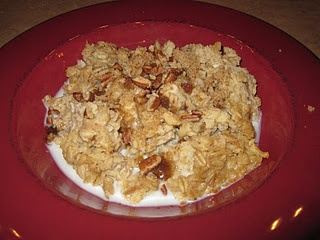 Baked Apple Pie Oatmeal | BON APPÉTIT | Pinterest