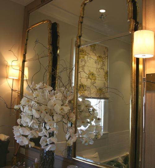 MASTER BATHROOM MIRROR IDEAS  Bathroom interior  Pinterest