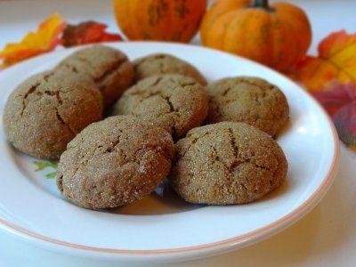 Pumpkin Molasses Cookies | Pumpkin, Pumpkin, Pumpkin | Pinterest