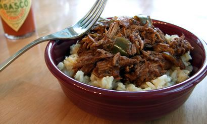 Slow Cooker Barbecue BBQ Beef | Healthy Recipes | Pinterest