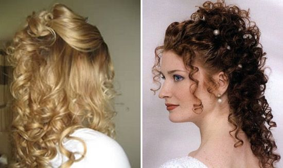 Spiral Perm Hairstyles Long Hair on Loose Curl Hairstyles Long Hair