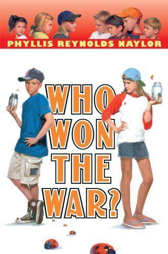 Who won the war boy girl battle by phyllis reynolds naylor 4 35