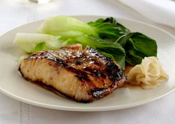 Nobu Matsuhisa's Black Cod with Miso This sweet and silky black cod ...