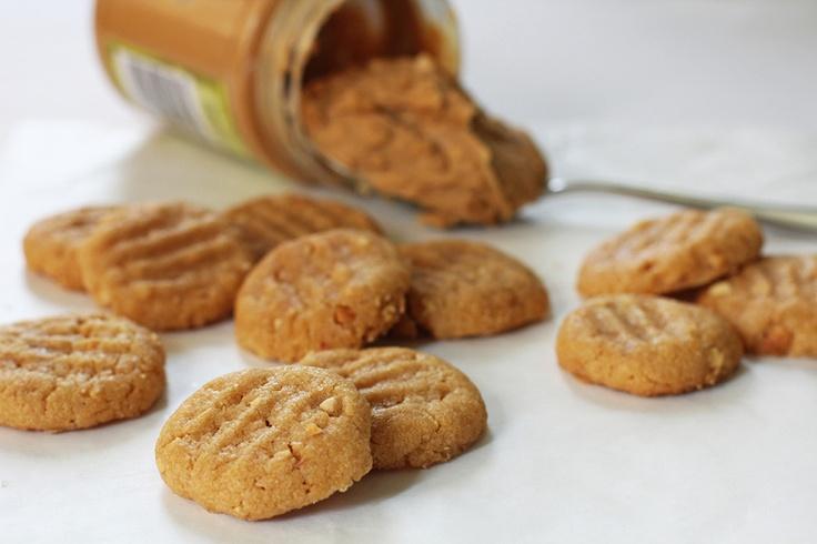Flourless Peanut Butter Cookie | Recipes | Pinterest
