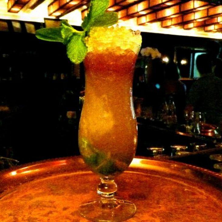 Queens Park Swizzle Recipe Recipe | Dream Drinks | Pinterest