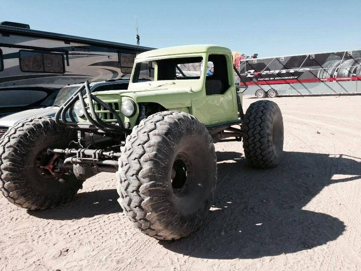 Jeep Willy S Rock Crawler Jeepin Pinterest