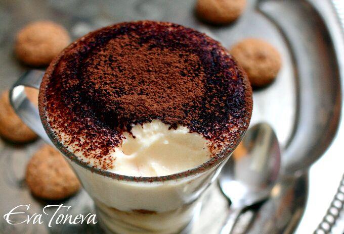 Amaretti tiramisu | Desserts ♥ | Pinterest