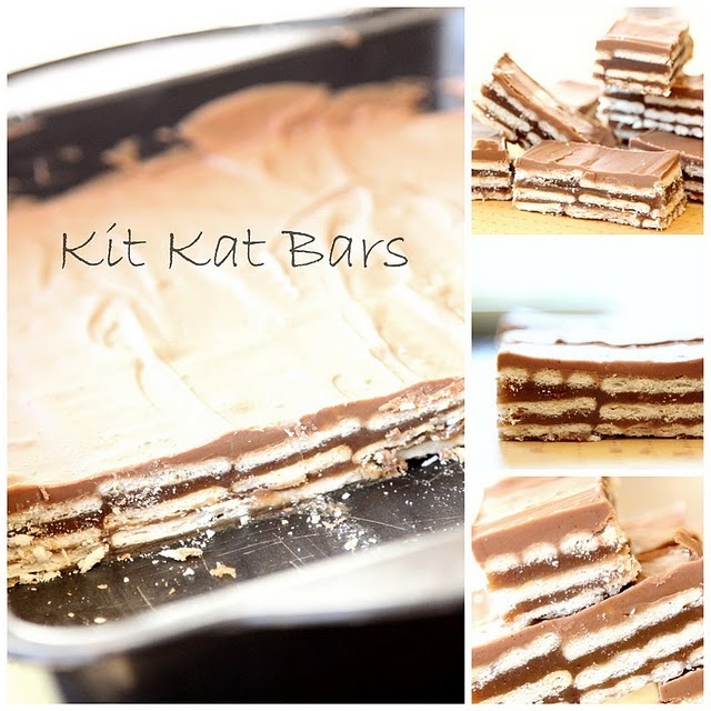 homemade kit kat bars sugardelish.blogspot.com