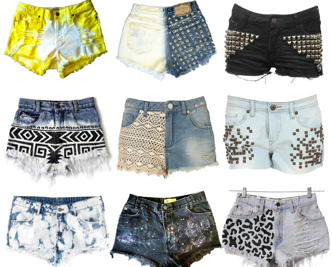 diy shorts heylilahey