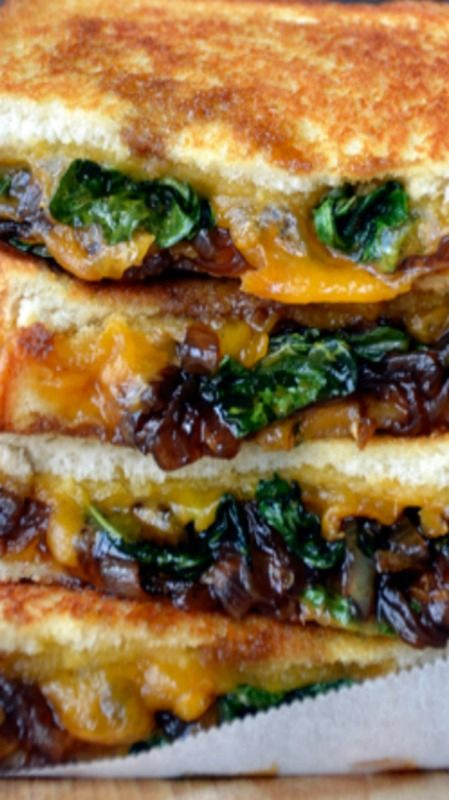 Grown-Up Grilled Cheese Sandwich | Recipe