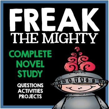 Freak The Mighty Essay Questions