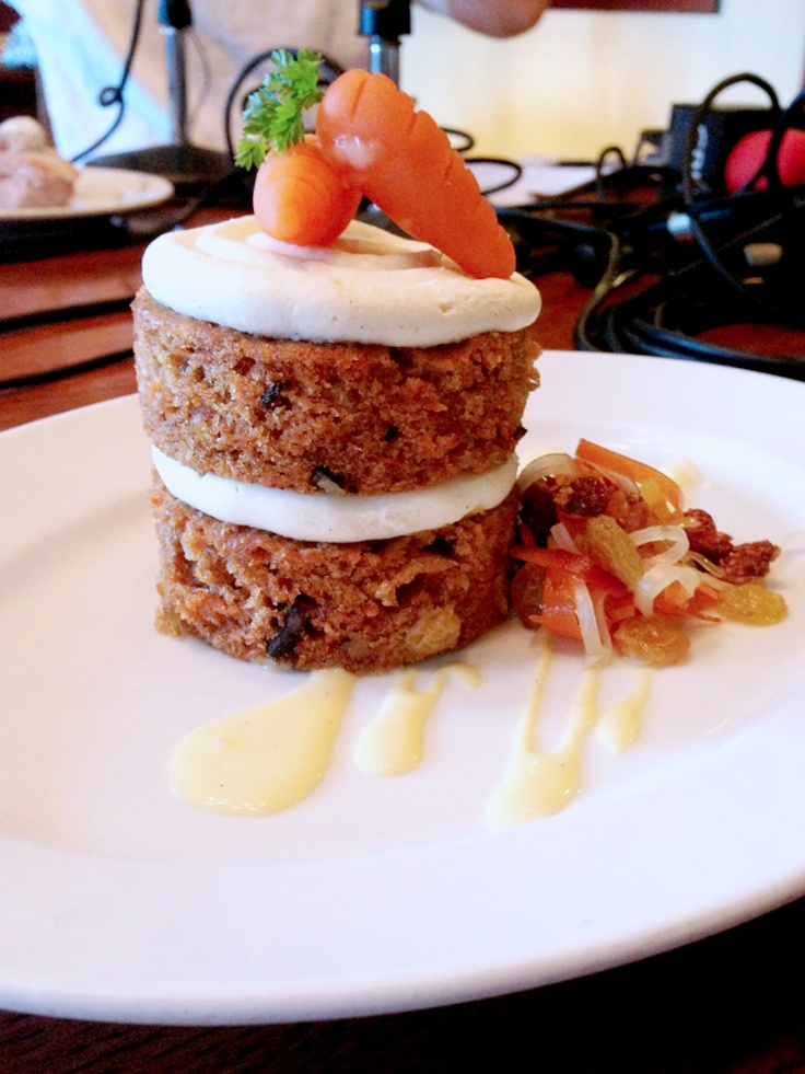 Costa's Carrot cake with white chocolate cream cheese frosting ...