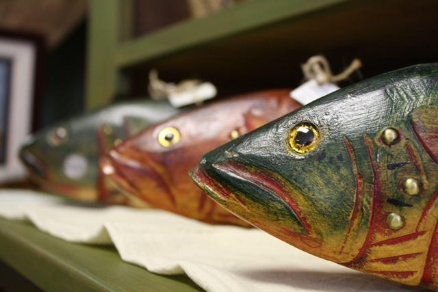 More Fish. Wooden Things Pinterest