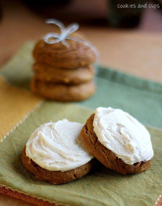 Ingredient Pumpkin Cookies | Recipe