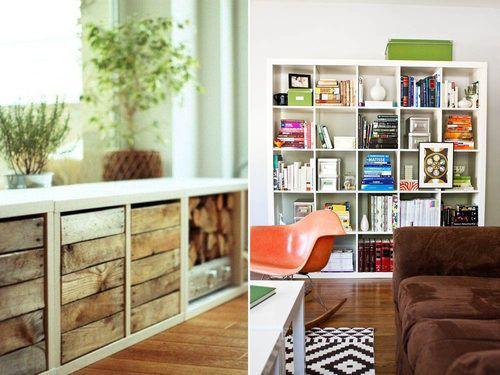 Waschmaschinen Unterschrank Ikea ~ 46 Rooms Starring Ikea's Discontinued EXPEDIT Shelves  Retail Therapy