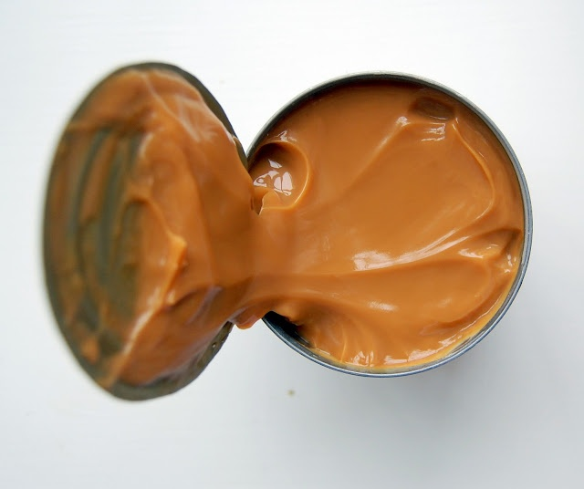 Homemade dulce de leche....known in Sweet Potato Queen circles as ...